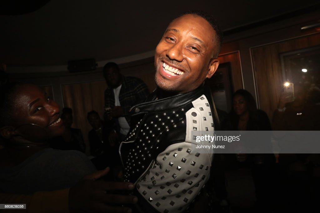 Maino attends his album release party at 40 / 40 Club on October 12, 2017 in New York City.