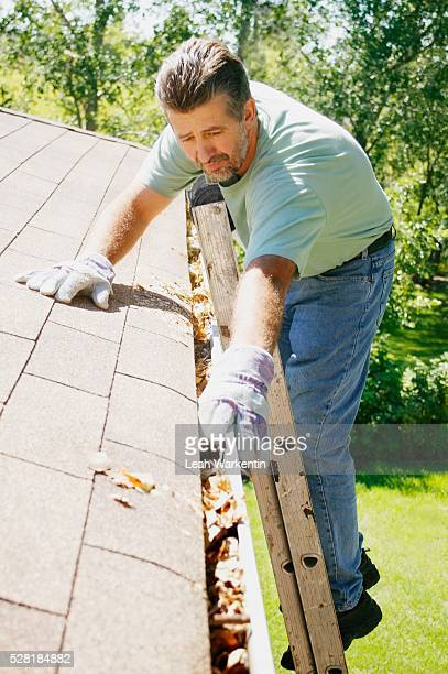 Maintenance on Eaves