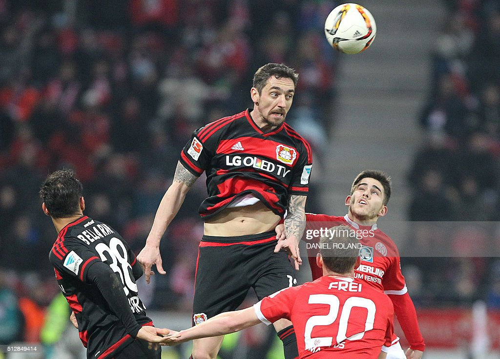 mainz vs bayer leverkusen