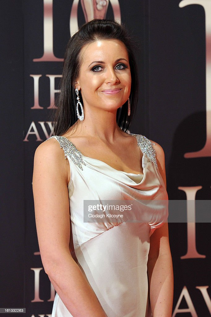 Mairead Ni Chuaig attends the Irish Film and Television Awards at Convention Centre Dublin on February 9, 2013 in Dublin, Ireland.