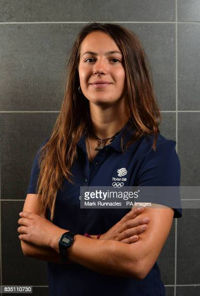 Maisie Potter during the PyeongChang 2018 Olympic Winter Games photocall at Heriot Watt University Oriam PRESS ASSOCIATION Photo Picture date Friday...