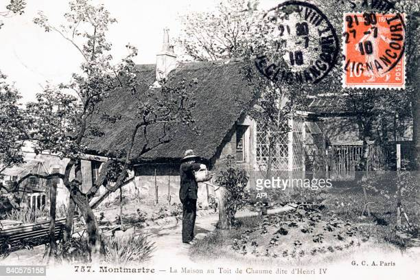 Former hunting lodge stock photos and pictures getty images - Paillon de chaise ...
