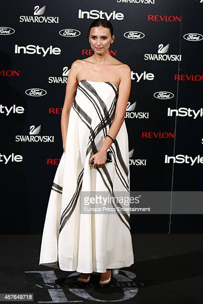 Maite de la Iglesia attends the InStyle Magazine 10th anniversary party on October 21 2014 in Madrid Spain