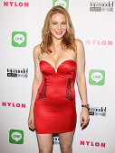 Maitland Ward arrives at America's Next Top Model Cycle 21 premiere party held at SupperClub Los Angeles on August 20 2014 in Los Angeles California