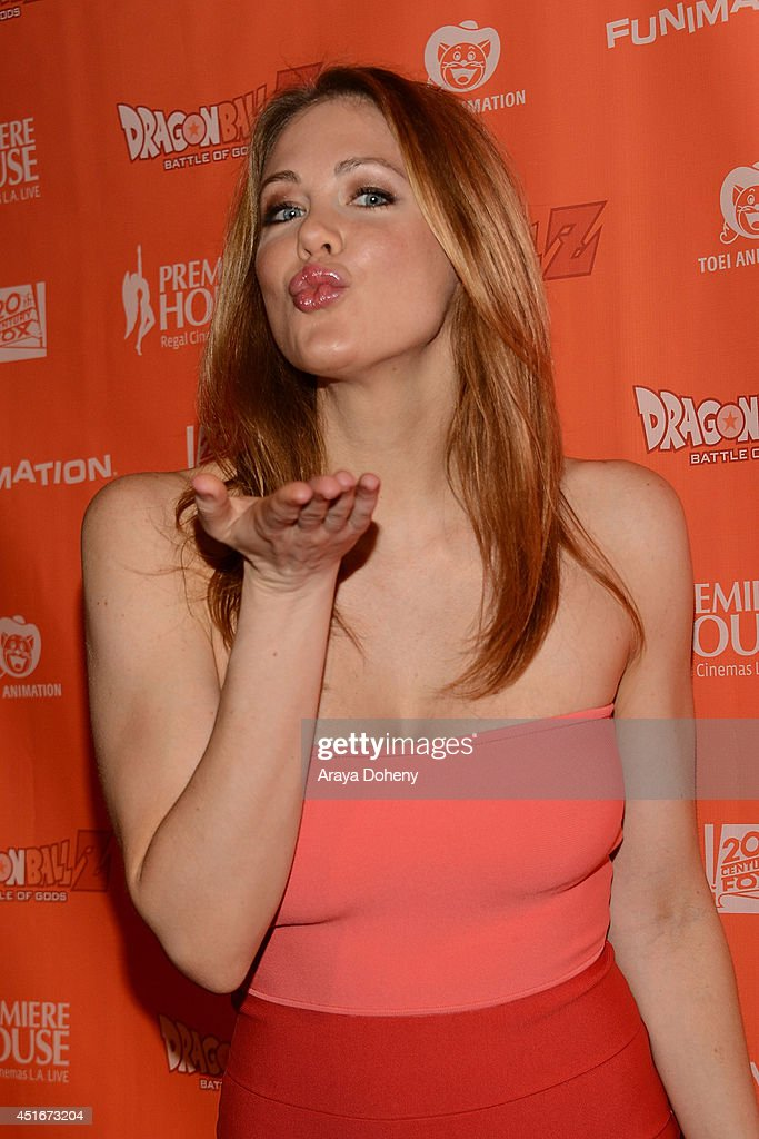 <a gi-track='captionPersonalityLinkClicked' href=/galleries/search?phrase=Maitland+Ward&family=editorial&specificpeople=2850630 ng-click='$event.stopPropagation()'>Maitland Ward</a> attends the 'Dragon Ball