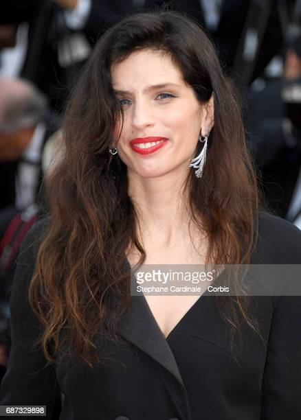 Maiwenn Le Besco attends the 70th Anniversary of the 70th annual Cannes Film Festival at Palais des Festivals on May 23 2017 in Cannes France