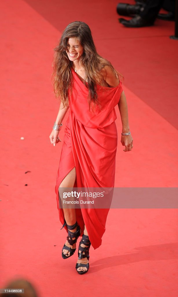 Maiwenn Le Besco attends the 'Les BienAimes' premiere at the Palais des Festivals during the 64th Cannes Film Festival on May 22 2011 in Cannes France