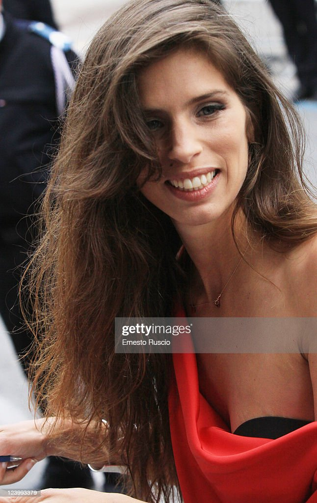 Maiwenn Le Besco attends the 'Les Bien-Aimes' premiere at the Palais des Festivals during the 64th Cannes Film Festival on May 22, 2011 in Cannes, France.