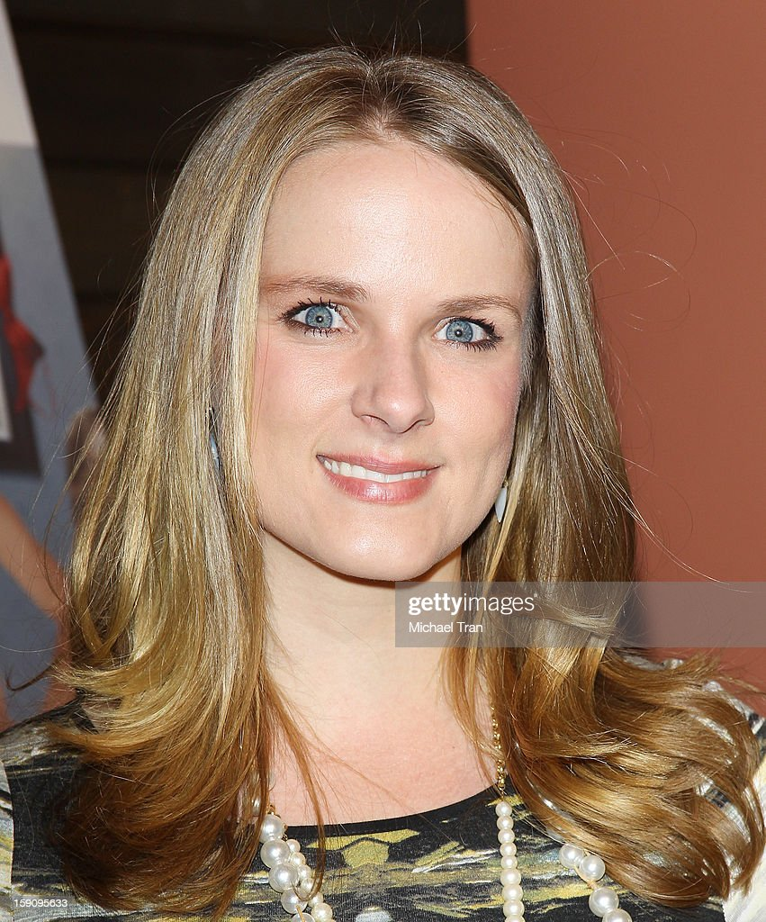 Maja Miletich arrives at the Los Angeles premiere of 'Freeloaders' held at Sundance Cinemas on January 7, 2013 in Los Angeles, California.