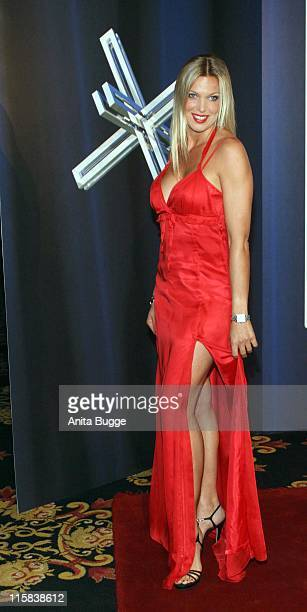 Maja von Hohenzollern during Felix Burda Awards March 27 2007 at The Ritz Carlton Hotel in Berlin Berlin Germany