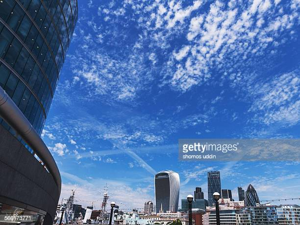 Majestic city of London