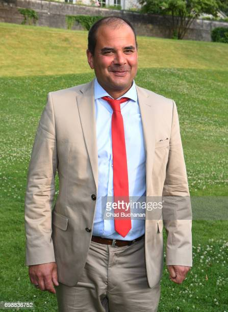 Majid Sattar seen during the 2017 Henry A Kissinger Prize at the American Academy in Berlin on June 20 2017 in Berlin Germany