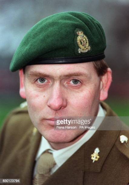 Major Eric Joyce of Perth who was asked to resign after writing a pamphlet for the Labour thinktank the Fabian Society attacking the army for being...