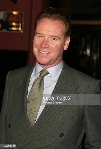 Major James Hewitt