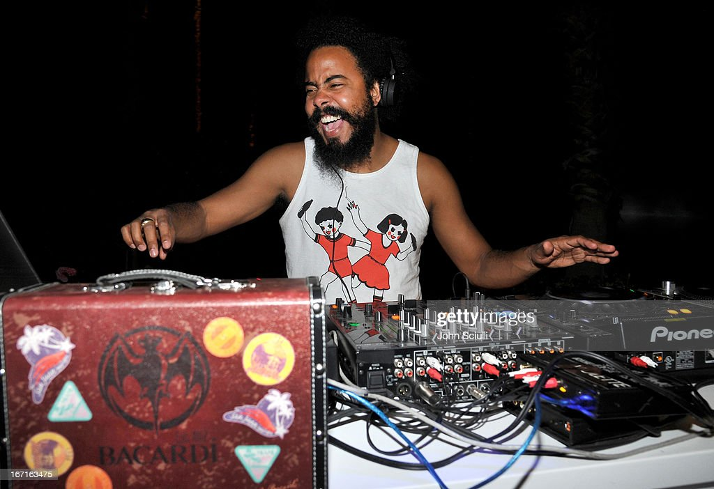 <a gi-track='captionPersonalityLinkClicked' href=/galleries/search?phrase=Major+Lazer&family=editorial&specificpeople=5935561 ng-click='$event.stopPropagation()'>Major Lazer</a> attend at the Soho House Pop Up with Bacardi hosted by RADD during Coachella 2013 at Merv Griffin Estate on April 21, 2013 in La Quinta, California.