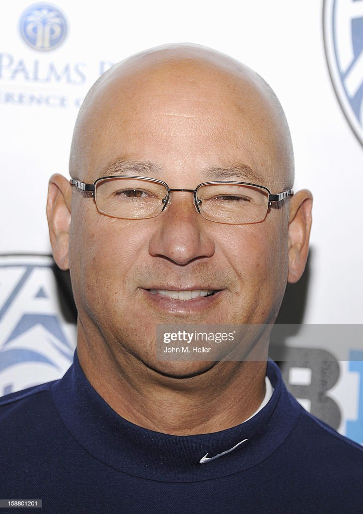 Major League Baseball Manager of the Cleveland Indians Terry Francona attends the first annual Rose Bowl Golf Classic at the Pacific Palms Resort & Hotel on December 29, 2012 in City of Industry, California.