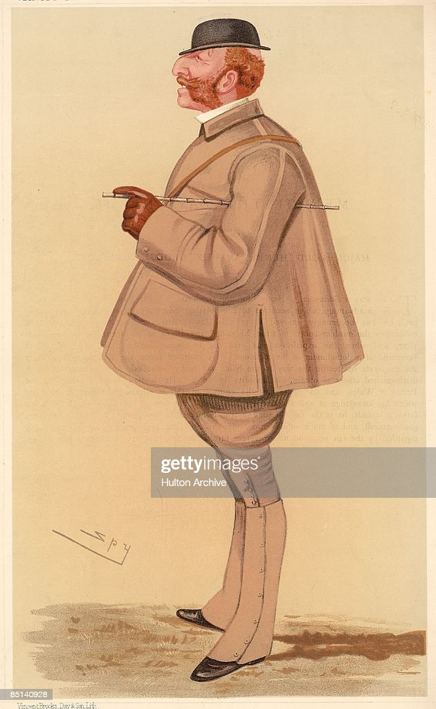 Major Lord Henry Arthur George Somerset son of the 8th Duke of Beaufort 1887 Nicknamed 'Podge' by his brothers Somerset fled the country following...