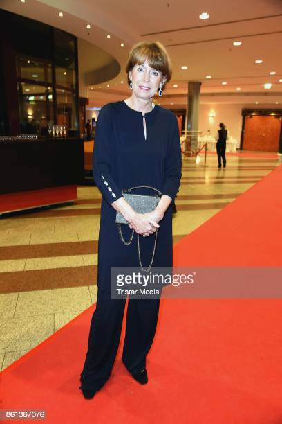 Major of Cologne Henriette Reker attends the 29 KoelnBall on October 14 2017 in Cologne Germany
