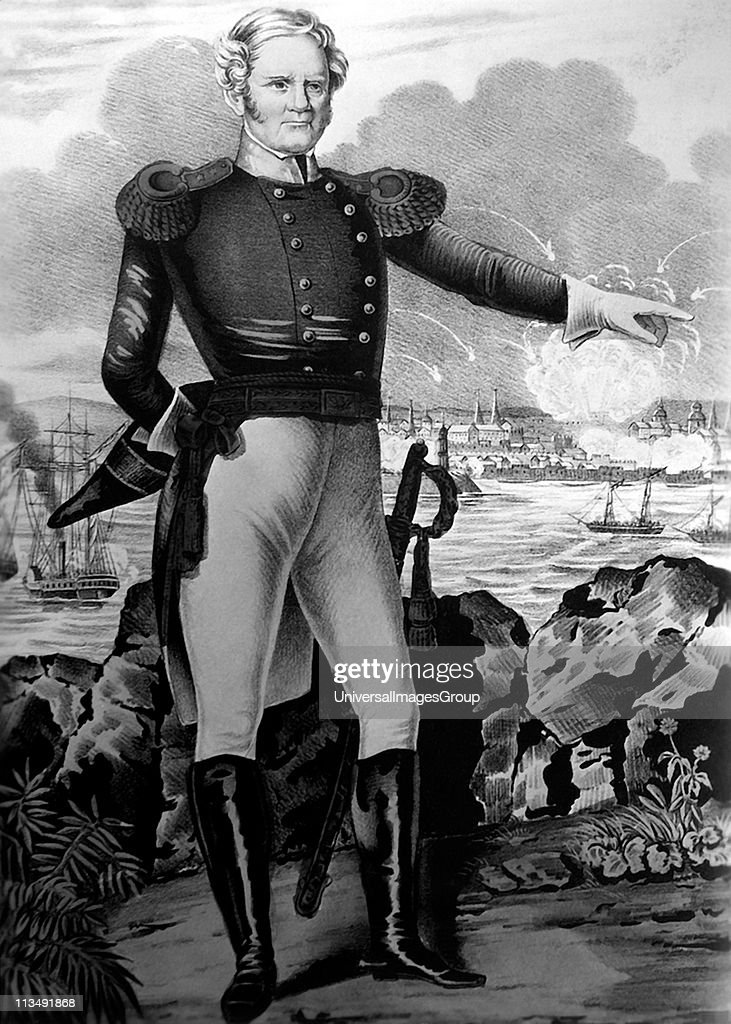 MajorGeneral Winfield Scott American soldier During the MexicanAmerican War 18461848 Scott commanded the southern of America's two armies Scott...