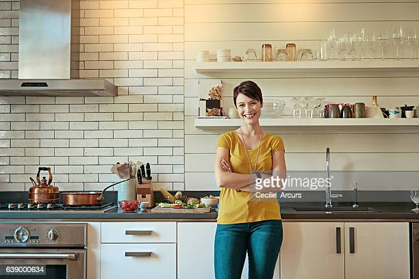 I make it happen in he kitchen