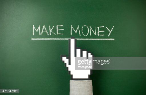 make money : Stock Photo