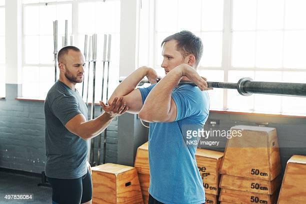 Effectuer les muscles pas des excuses