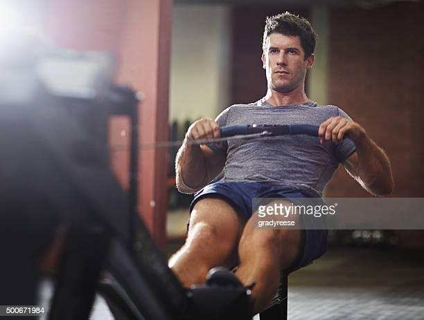 Rendere i muscoli che lavorano!