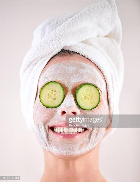 Make your skin happy!