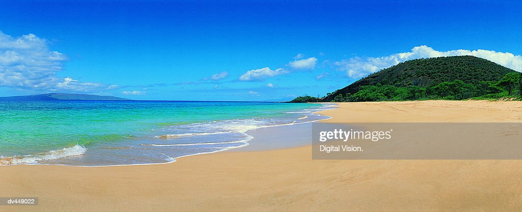 Makena State Park, Maui, Hawaiian Islands