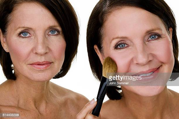 Makeover  for a 50 something woman