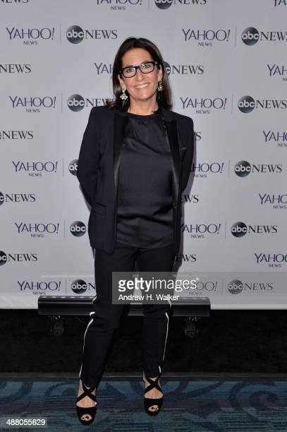 Makeup artist Bobbi Brown attends the Yahoo News/ABCNews PreWhite House Correspondents' dinner reception preparty at Washington Hilton on May 3 2014...