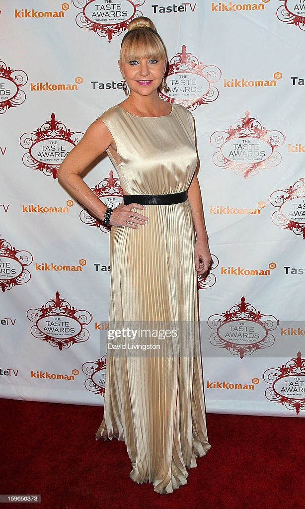 Makeup artist Melissa McNamara attends the 4th Annual Taste Awards at Vibiana on January 17, 2013 in Los Angeles, California.