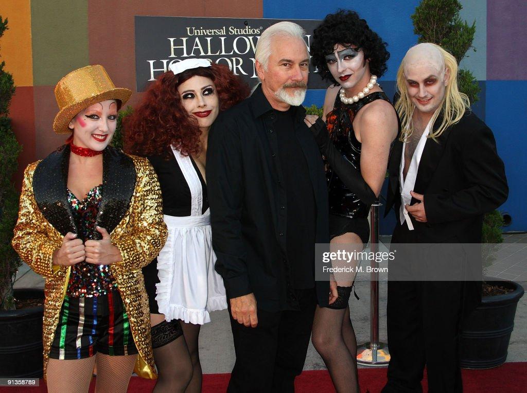 Universal Studios' Chiller Eyegore Awards Halloween Horror Nights Kick-Off