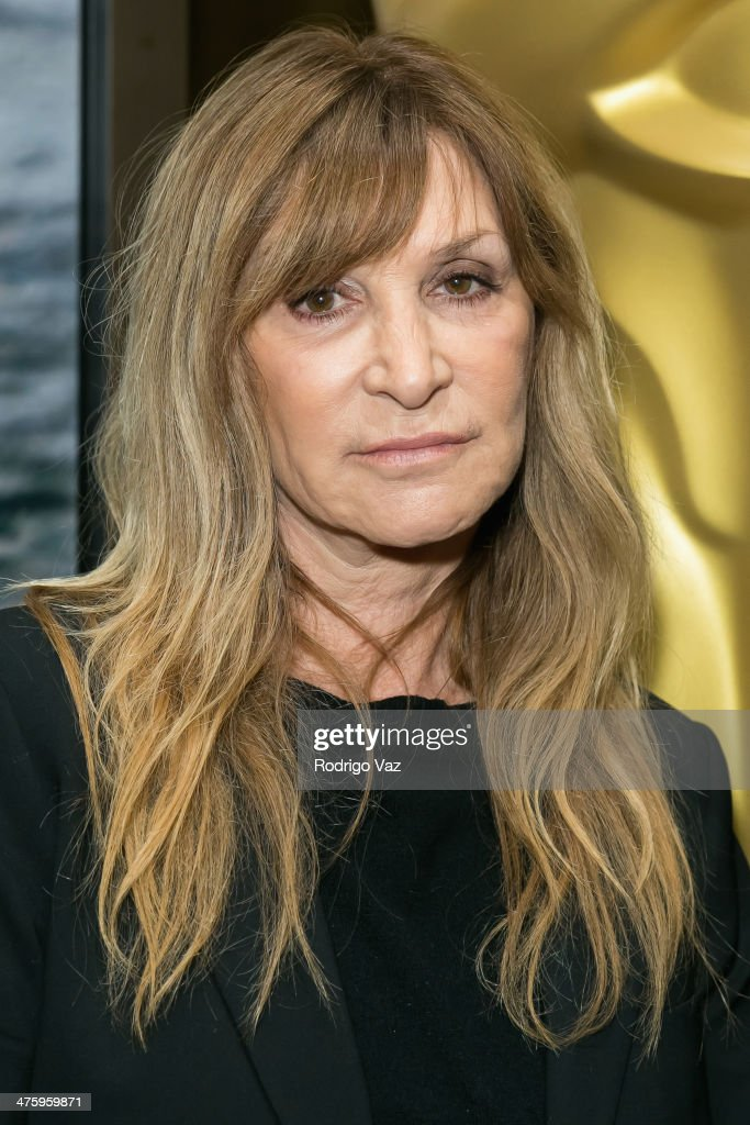 Makeup artists Gloria Pasqua-Casny attends the 86th Annual Academy Awards Oscar Week Celebrates Makeup and Hairstyling at AMPAS Samuel Goldwyn Theater on March 1, 2014 in Beverly Hills, California.