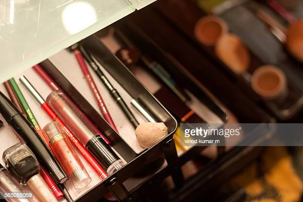 Makeup Box in Makeup room