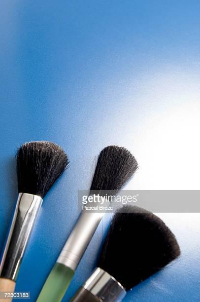 Make-up brushes, close-up