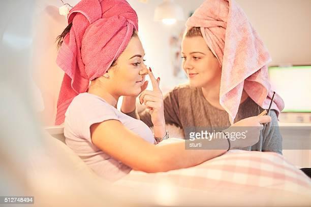make-up friends