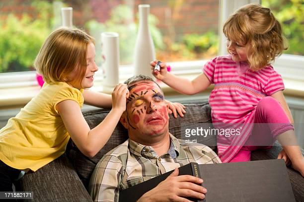 make-up Unfug