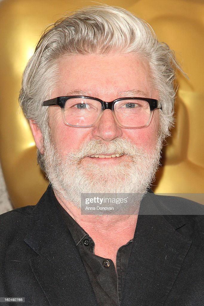 Makeup/Hairstylist Peter Swords King attends The Academy Of Motion Picture Arts And Sciences Presents Oscar Celebrates: Makeup And Hairstyling at the Academy of Motion Picture Arts and Sciences on February 23, 2013 in Beverly Hills, California.