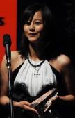 Maki Horikita the winner of Best Teen Actress Award