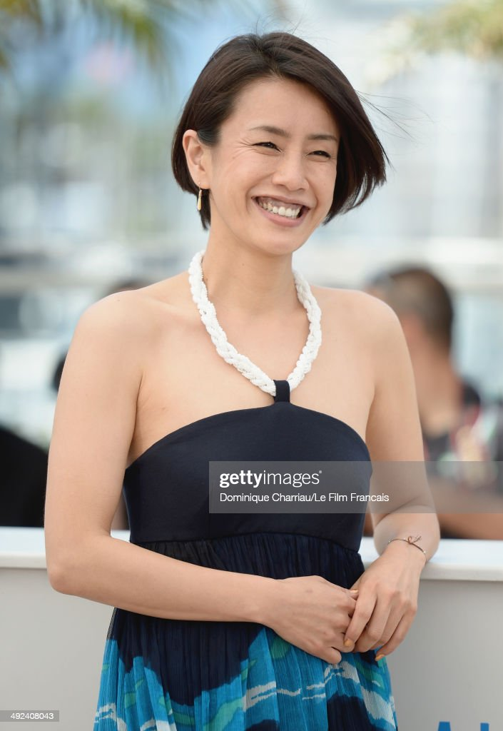 <a gi-track='captionPersonalityLinkClicked' href=/galleries/search?phrase=Makiko+Watanabe&family=editorial&specificpeople=4304200 ng-click='$event.stopPropagation()'>Makiko Watanabe</a> attends the 'Still The Water' Photocall during the 67th Annual Cannes Film Festival on May 20, 2014 in Cannes, France.