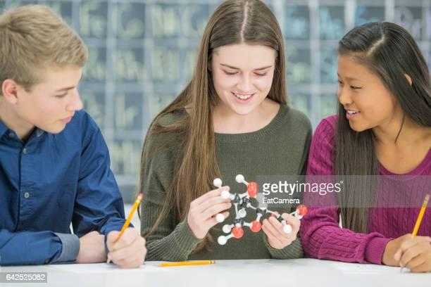 Making 3D Molecules