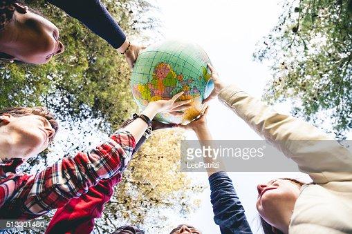 Making a better world