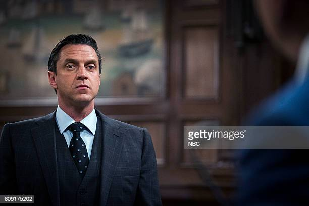 UNIT 'Making A Rapist' Episode 1802 Pictured Raul Esparza as Rafael Barba
