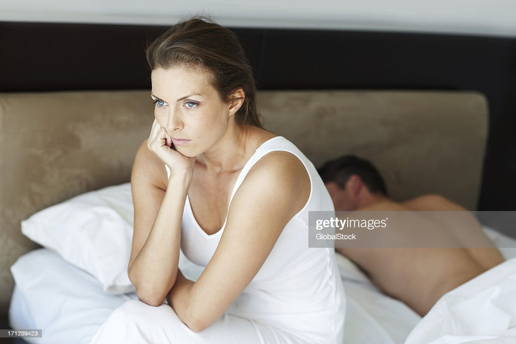 Making big decisions - Relationship Issues : Stock Photo