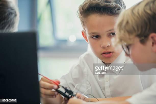Making Circuits In School