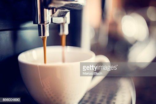 making coffee : Stock Photo