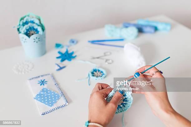 Making Crochet