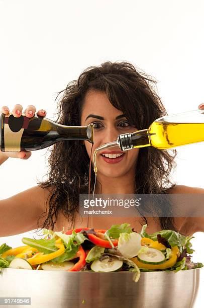 Fazendo Salada