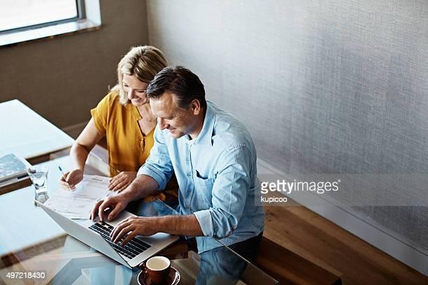 Making sense of the home finances